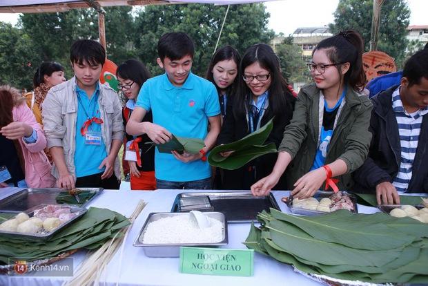 Gặp gỡ Việt Nam: Một buổi giao lưu cực vui của du học sinh nước ngoài tại Việt Nam trước Tết! - Ảnh 12.