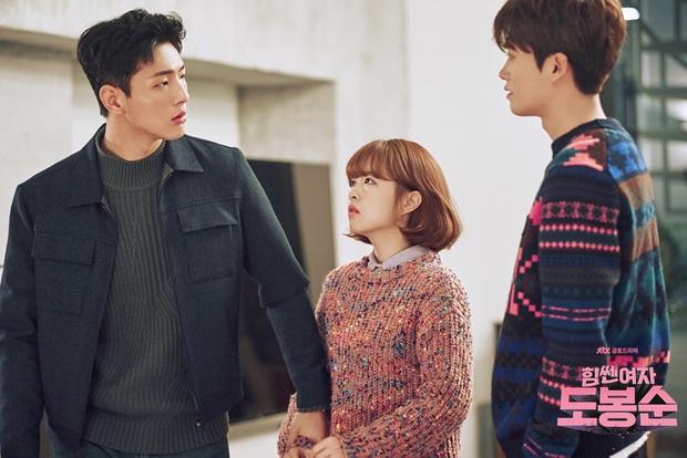 """""""Do Bong Soon"""": Ji Soo quả là nam thứ phim Hàn vô duyên hiếm có! - Ảnh 5."""