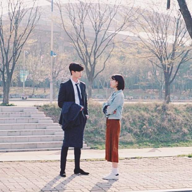 Suzy bị vấn đề tâm lí nhưng Lee Min Ho không giúp được gì - Ảnh 4.