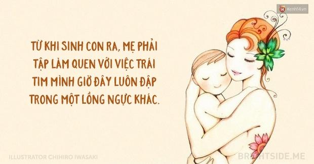 Dành riêng cho mẹ những điều dịu dàng nhất trên thế gian! - Ảnh 7.