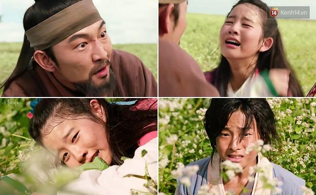 Từ phẫn nộ đến... nực cười với 8 phân cảnh bị chỉ trích nhiều nhất phim Hàn - Ảnh 4.