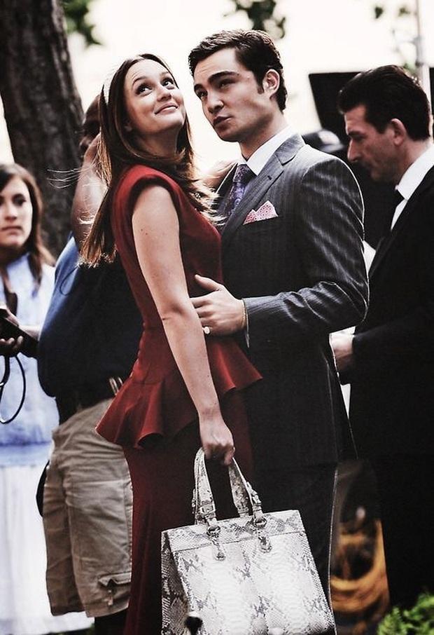 12 cặp đôi Gossip Girl được fan phát cuồng: Người là tường thành, kẻ tốt nhất đừng yêu nhau! - Ảnh 3.