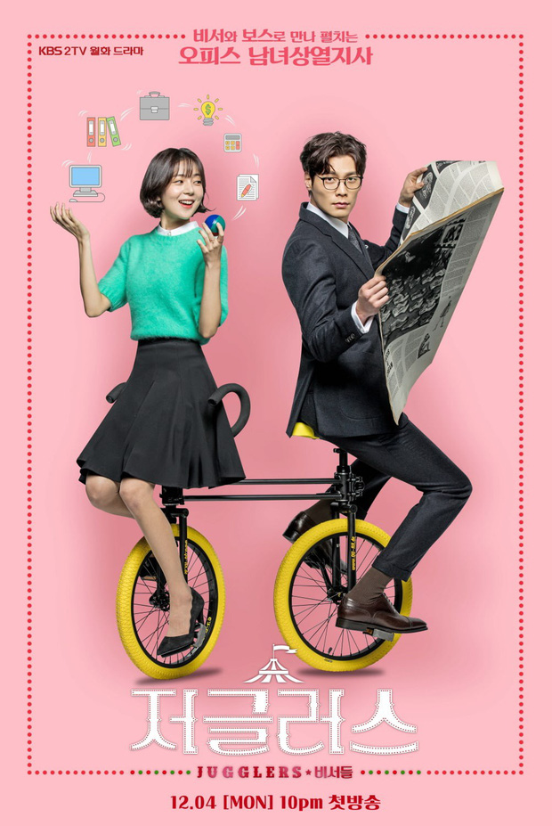 Jugglers - Phim Hàn đang được dân công sở tìm xem nhiều nhất gần đây - Ảnh 1.