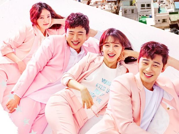 13 phim truyền hình Hàn Quốc có rating cao nhất năm 2017 - Ảnh 3.