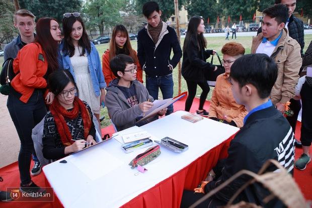 Gặp gỡ Việt Nam: Một buổi giao lưu cực vui của du học sinh nước ngoài tại Việt Nam trước Tết! - Ảnh 10.