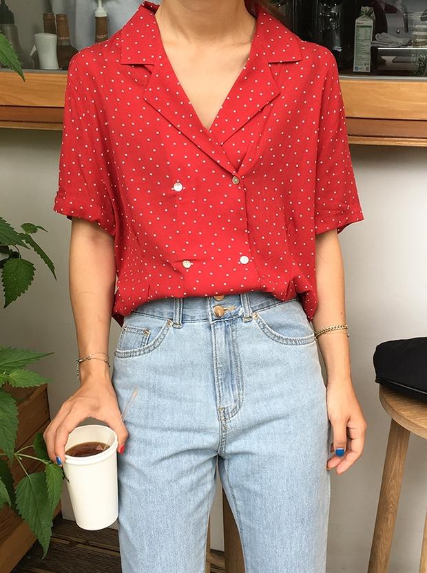 Nếu đã chán sơmi truyền thống, bạn nhất định nên tăm tia áo sơmi 2 hàng khuy cực cá tính sắp thành hot trend này - Ảnh 5.