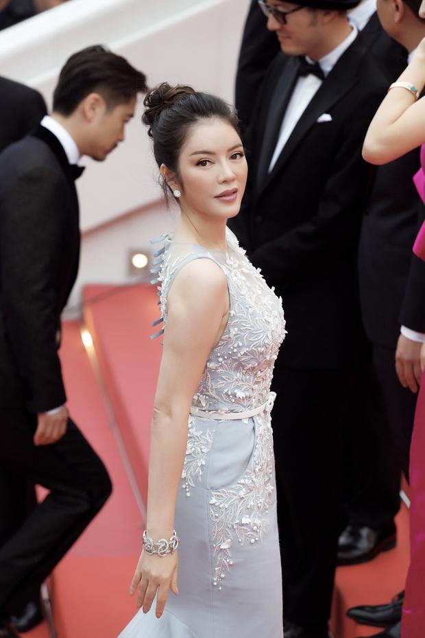 Lý Nhã Kỳ diện cây hàng hiệu hơn 4 tỷ lộng lẫy trên thảm đỏ LHP Cannes - Ảnh 8.