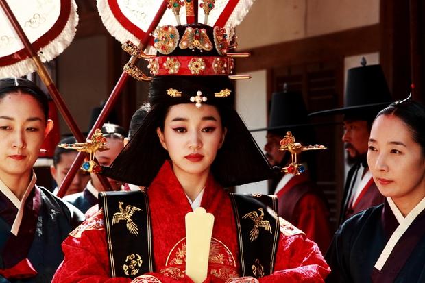 Rụng rời trước nhan sắc 12 mĩ nhân cổ trang đẹp nhất điện ảnh Hàn Quốc - Ảnh 6.