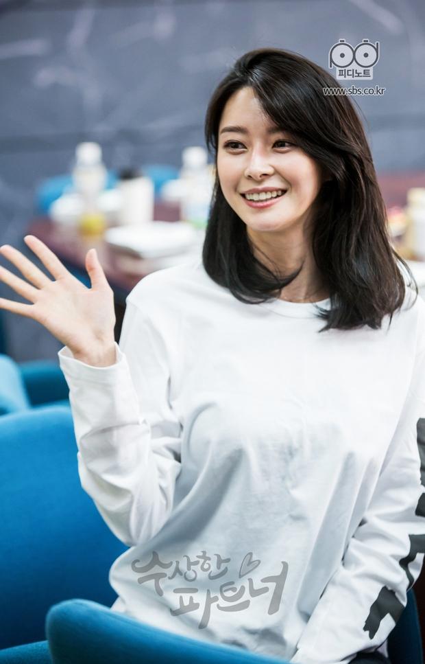 Ji Chang Wook siêu điển trai và đáng yêu bên bạn diễn phim mới - Ảnh 12.