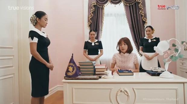 Hoàng Cung bản Thái: Kết hôn cũng phải dùng phao, chỉ có thể là thái tử phi Pattie! - Ảnh 8.