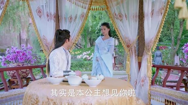 """""""Sở Kiều Truyện"""": So găng với Triệu Lệ Dĩnh trước khi ngủ, Lâm Canh Tân mới yên lòng! - Ảnh 13."""