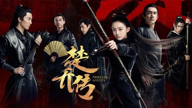 """Nhìn lại 11 phim truyền hình Hoa Ngữ """"làm mưa làm gió"""" nửa đầu năm 2017 - Ảnh 9."""