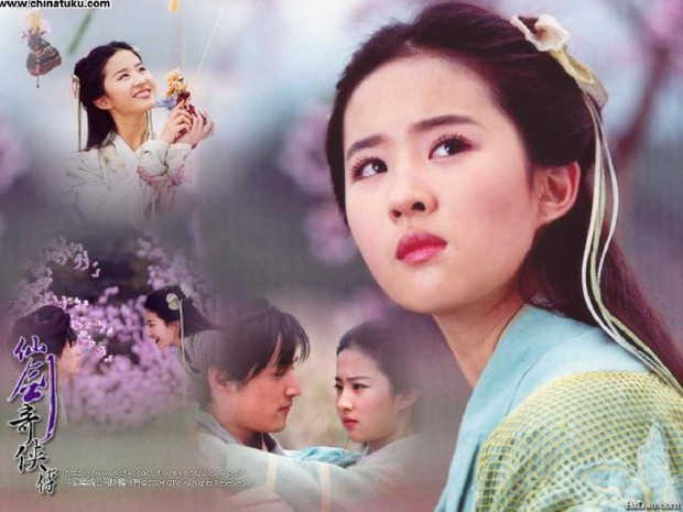 5 vai diễn trên màn ảnh nhỏ từng giúp Lưu Diệc Phi nổi tiếng suốt 15 năm trong nghề - Ảnh 8.
