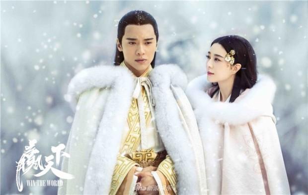 Khoảnh khắc đáng nhớ của 13 cặp đôi màn ảnh Trung dưới trời đông lành lạnh - Ảnh 8.