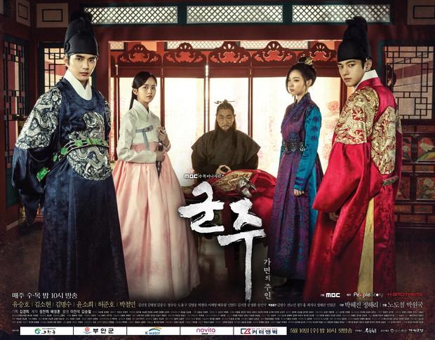 13 phim truyền hình Hàn Quốc có rating cao nhất năm 2017 - Ảnh 6.