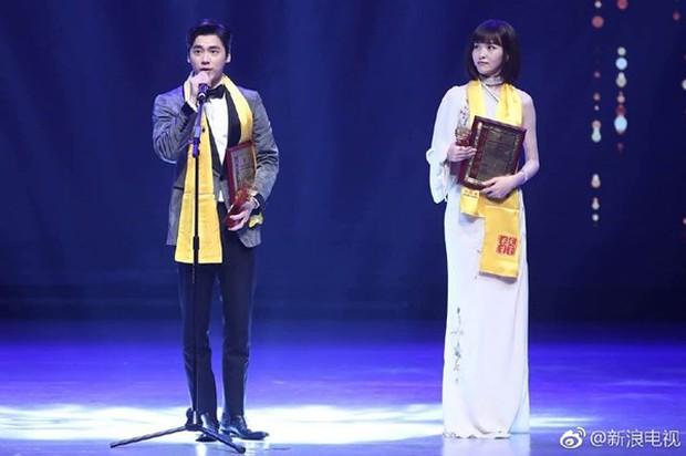 Đường Yên - Lý Dịch Phong ẵm giải to nhất Hoa Đỉnh 2017: Không phục đành chịu! - Ảnh 1.