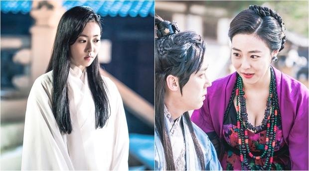 Yoona đang gặp quá nhiều đối thủ nhan sắc trong The King Loves? - Ảnh 5.