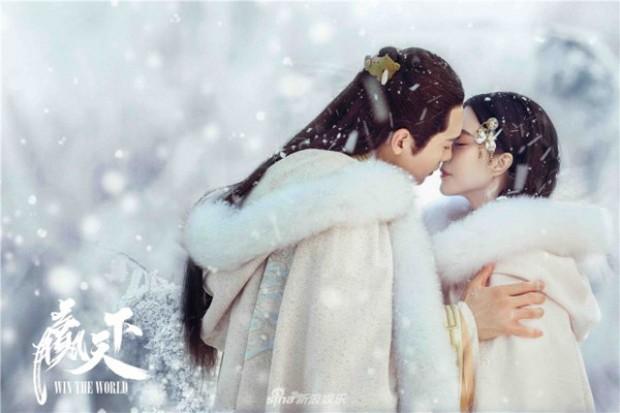 Khoảnh khắc đáng nhớ của 13 cặp đôi màn ảnh Trung dưới trời đông lành lạnh - Ảnh 9.