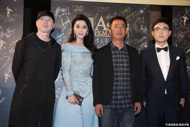 Phạm Băng Băng chiếm hết ánh đèn sân khấu đêm trao giải phim châu Á 2017 - Ảnh 3.