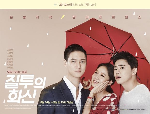 """5 scandal """"làm màu"""" đáng chê cười nhất của màn ảnh Hàn Quốc - Ảnh 8."""