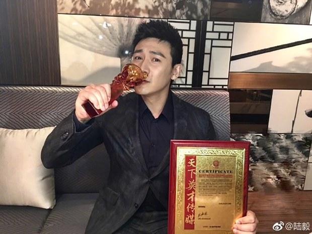 Đường Yên - Lý Dịch Phong ẵm giải to nhất Hoa Đỉnh 2017: Không phục đành chịu! - Ảnh 12.