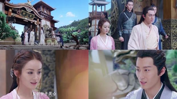 """""""Sở Kiều Truyện"""": So găng với Triệu Lệ Dĩnh trước khi ngủ, Lâm Canh Tân mới yên lòng! - Ảnh 18."""