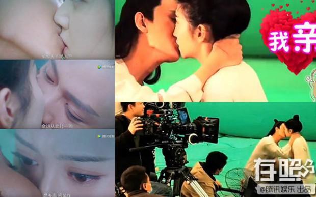 Ngã ngửa khi vén màn bí mật về cảnh hôn lãng mạn trong phim Hoa Ngữ - Ảnh 8.