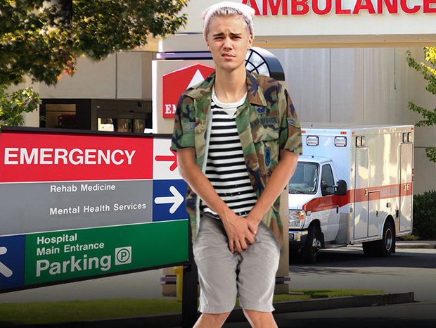 Justin Bieber nhập viện vì chấn thương vùng kín, dẫn đến kiện cáo lùm xùm - Ảnh 1.