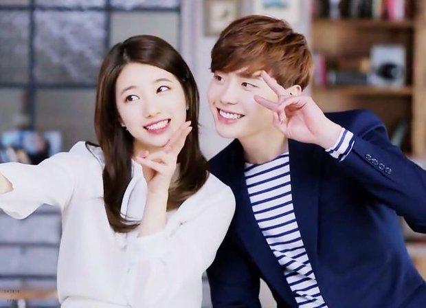 Lee Min Ho không thích điều này: Suzy cặp kè trai lạ? - Ảnh 2.