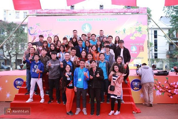 Gặp gỡ Việt Nam: Một buổi giao lưu cực vui của du học sinh nước ngoài tại Việt Nam trước Tết! - Ảnh 16.