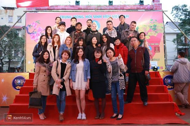 Gặp gỡ Việt Nam: Một buổi giao lưu cực vui của du học sinh nước ngoài tại Việt Nam trước Tết! - Ảnh 15.