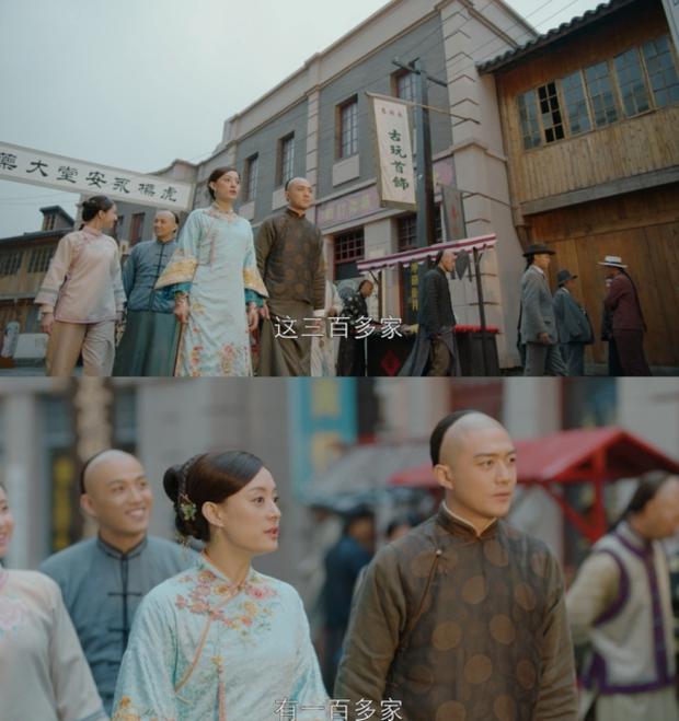 Năm Ấy Hoa Nở: Tôn Lệ khăn gói lên Thượng Hải tìm người thương Trần Hiểu - Ảnh 3.