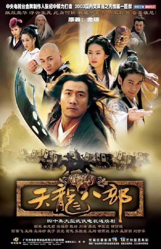 Điểm mặt 5 phiên bản Thiên Long Bát Bộ đình đám trên màn ảnh nhỏ Hoa Ngữ  - Ảnh 13.