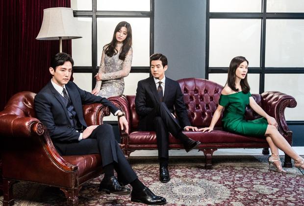 13 phim truyền hình Hàn Quốc có rating cao nhất năm 2017 - Ảnh 10.
