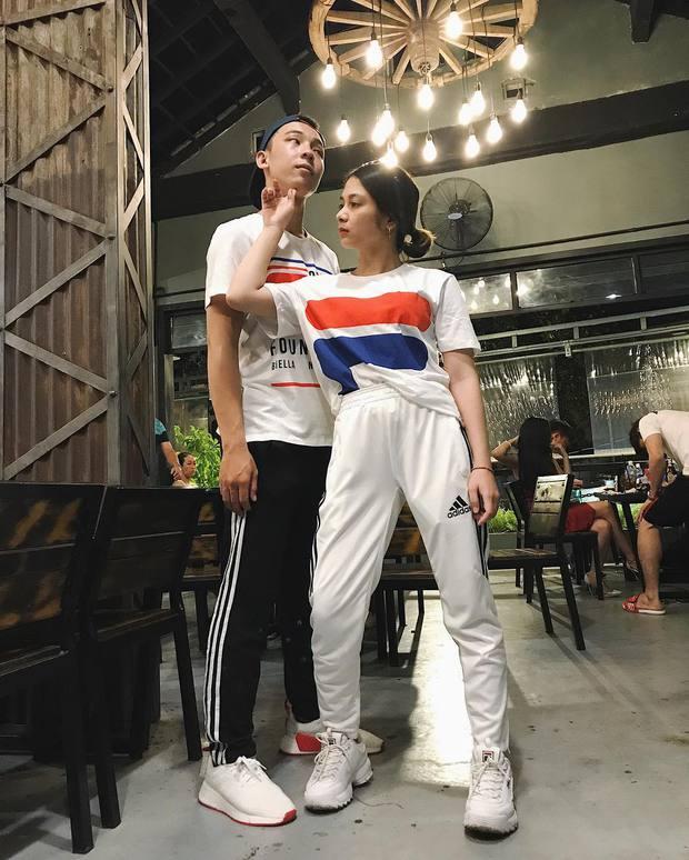 Giới trẻ châu Á người người nhà nhà đang diện T-shirt và sneaker Fila chất phát ngất ra sao? - Ảnh 11.