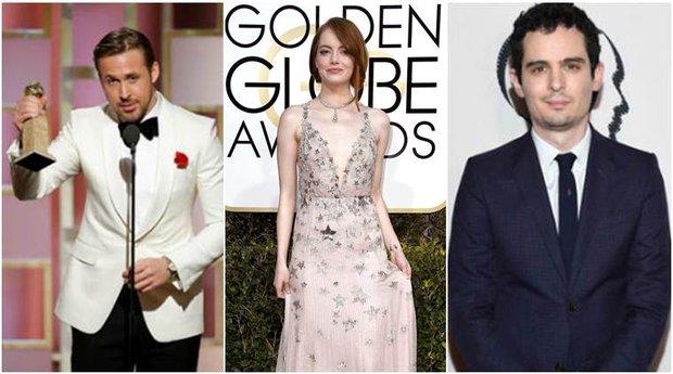 Thắng lớn tại Quả Cầu Vàng, liệu La La Land sẽ tiếp tục càn quét Oscar 2017? - Ảnh 1.