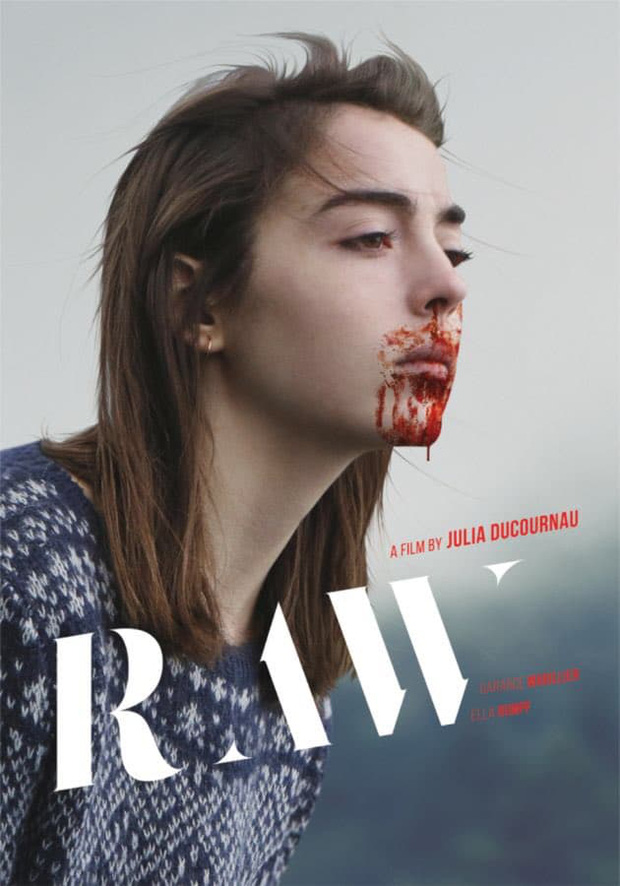 Hoảng sợ với trailer gắn nhãn đỏ của phim ăn thịt người Raw - Ảnh 2.