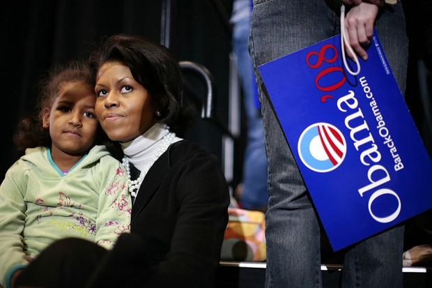 Dù phải chia tay thế nhưng người ta sẽ mãi nhớ về bà Michelle Obama với 30 hình ảnh này - Ảnh 1.