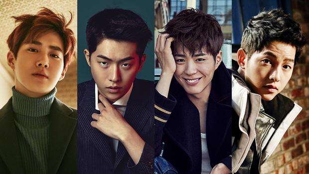 Netizen Hàn háo hức chọn 4 chàng trai này cho vai thám tử Shinichi trong mơ - Ảnh 1.