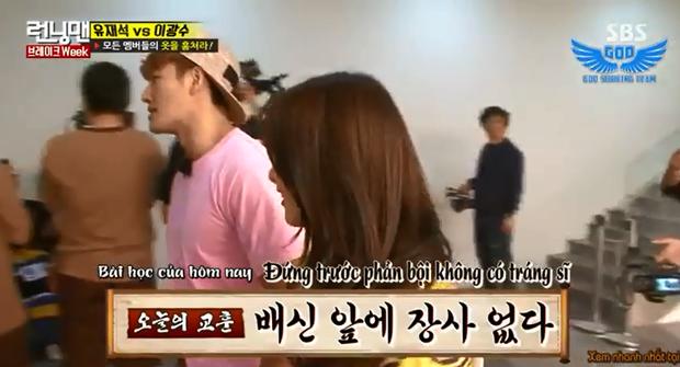 Nữ hoàng sắc đẹp lấn át cả Kim Jong Kook ở Running Man là ai? - Ảnh 7.