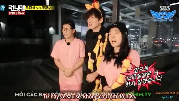 Nữ hoàng sắc đẹp lấn át cả Kim Jong Kook ở Running Man là ai? - Ảnh 10.
