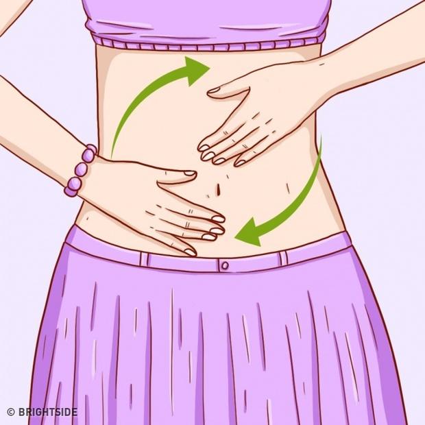 Béo bụng lâu năm muốn giảm cân, hãy dành 2 phút làm việc này mỗi ngày - Ảnh 2.
