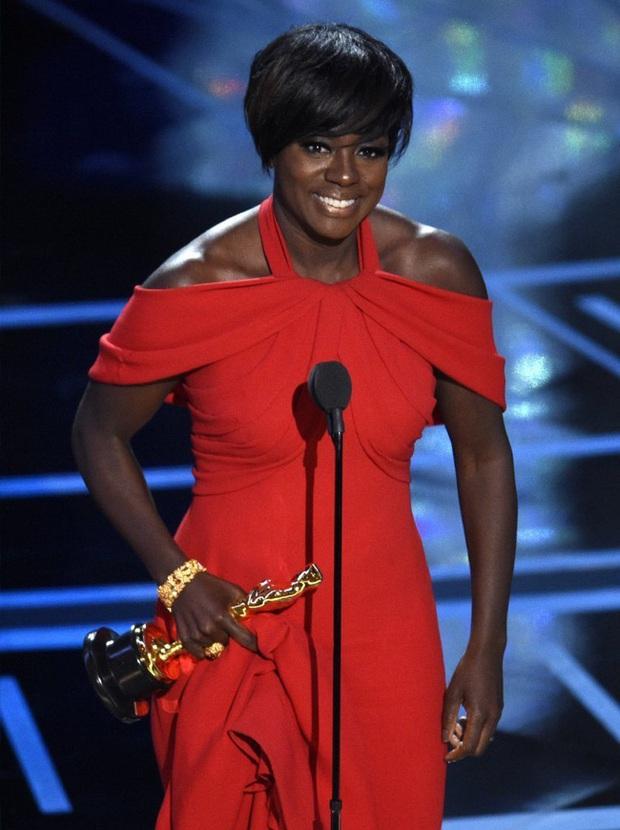 Cuối cùng, một giải Oscar cho Viola Davis! - Ảnh 1.
