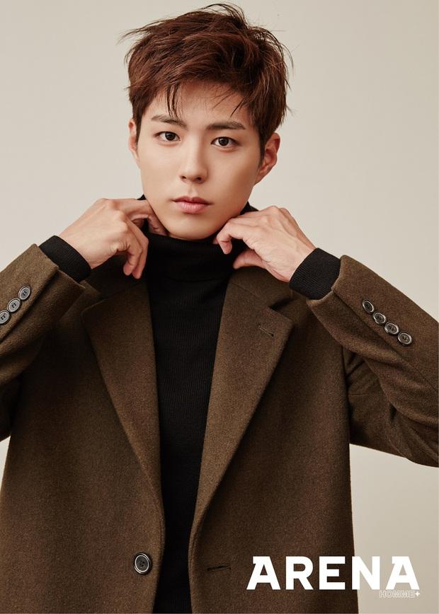 Đánh bại bộ đôi Song Song, Park Bo Gum trở thành ngôi sao quyền lực nhất Hàn Quốc - Ảnh 1.