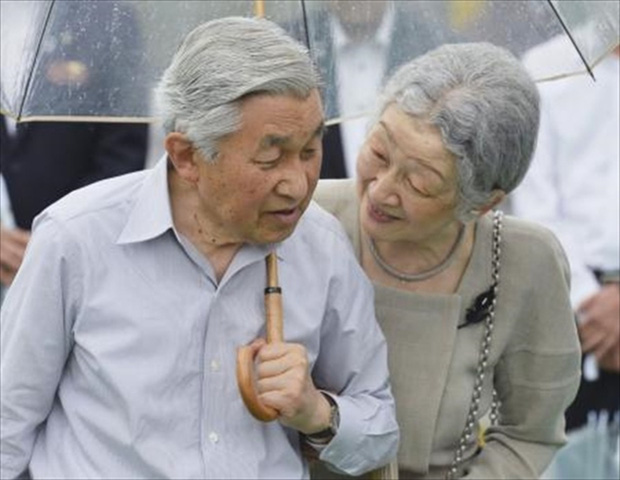 Chuyện tình cổ tích của Nhà Vua Nhật Bản phá bỏ quy tắc Hoàng gia để kết hôn với cô gái thường dân - Ảnh 19.