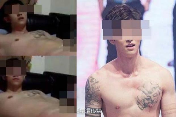 Nam thần tượng 9X đình đám Thái Lan lộ clip nhạy cảm - Ảnh 3.