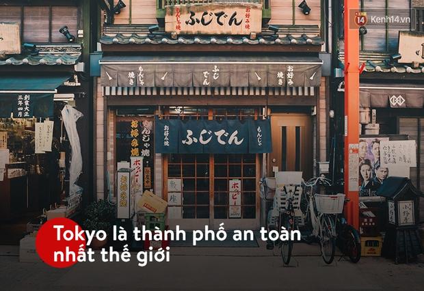 12 điều tuyệt vời khiến Nhật Bản trở thành quốc gia đáng sống nhất thế giới - Ảnh 1.