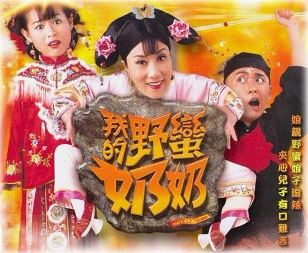 """Muôn kiểu mẹ chồng - nàng dâu """"dở khóc dở cười"""" trên màn ảnh TVB - Ảnh 1."""