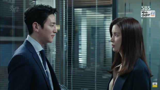 """""""Whisper"""": Đây là cách Lee Bo Young khiến Lee Sang Yoon ngậm miệng - Ảnh 11."""