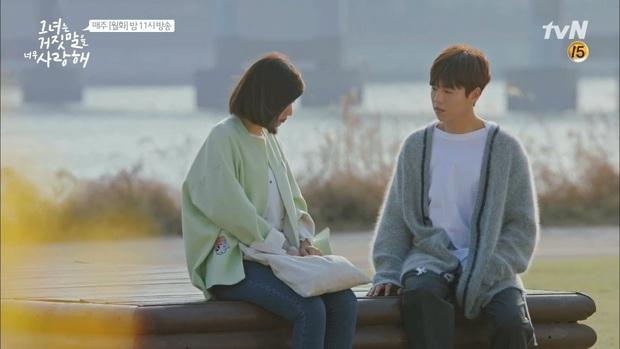 """""""Liar And Lover"""": Lee Hyun Woo """"chết đứng"""" khi Joy ngả vào lòng tình địch - Ảnh 1."""